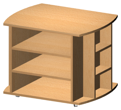 Bricoplanos planos de muebles para el bricolaje y for Muebles en fibrofacil planos