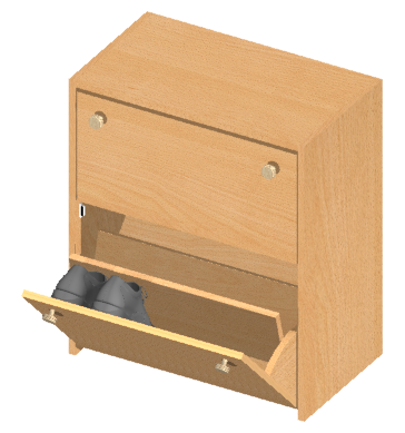 Bricoplanos planos de muebles para el bricolaje y for Planos de muebles de madera pdf